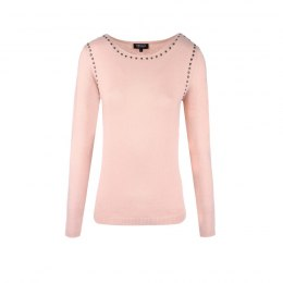 Morgan sweater MDOUCE.M rose