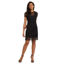 Morgan dress RCHER.N NOIR