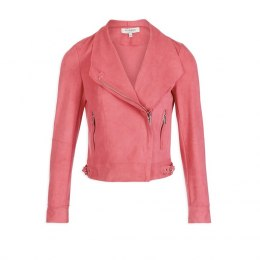 Morgan jacket VSUEDE.P CORAIL