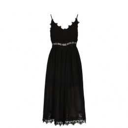 Morgan dress PRAYA.P NOIR