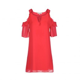 Morgan dress ROMAIN.F CORAIL