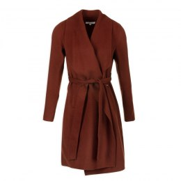 Morgan coat GERIC.P COGNAC