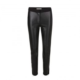 Morgan pants PAVY.N NOIR