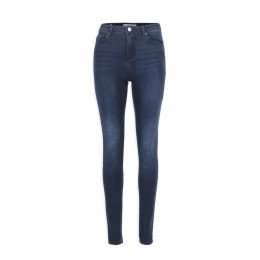 Morgan pants POLLY.W DARK BLUE