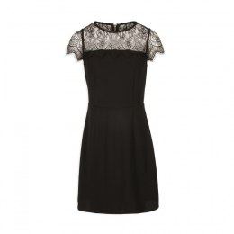 Morgan dress RLYS.W NOIR