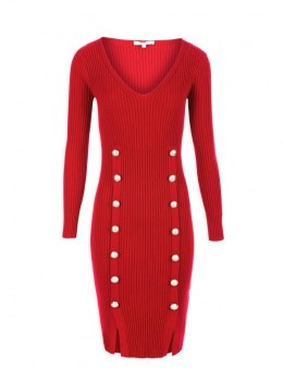 Morgan dress RMAWA.N TANGO RED
