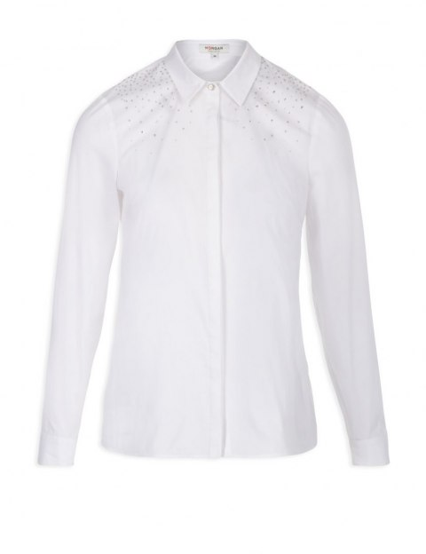 Morgan shirt CHIC.N BLANC