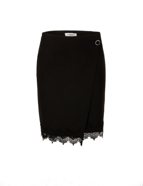 Morgan skirt JGUIPY.P NOIR