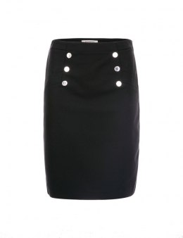 Morgan skirt JPITAC.P NOIR