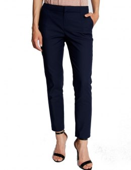 Morgan pants PCHIC.P NAVY