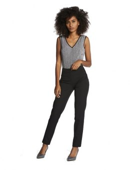 Morgan pants PERLA.F NOIR