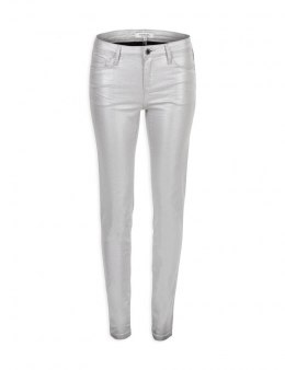 Morgan pants PGOLD.P ARGENTE