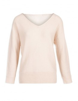 Morgan sweater MLUMI.P NUDE