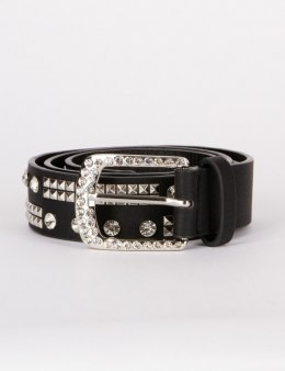 Morgan Belt 3DAMIE.N NOIR