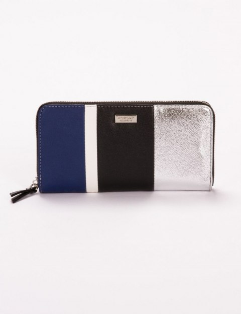 Morgan Wallet 2POCEY.N BLEU/MULTICOLOR