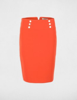 Morgan Skirt JENA.N ORANGE