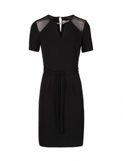 Morgan Dress RLUNA.N NOIR
