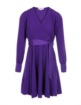 Morgan dress REVE.F VIOLET