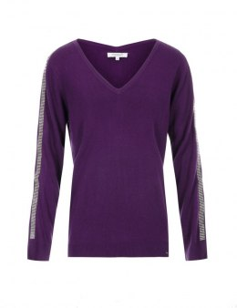 Morgan sweater MALIA.N VIOLET