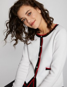 Morgan sweater MPARI.P OFF WHITE