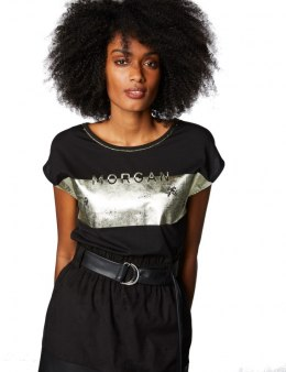 Morgan t-shirt DGOLD.P NOIR