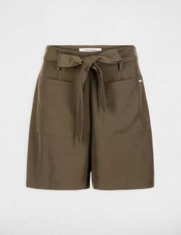 Morgan Shorts SHAI.N OLIVE