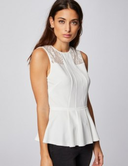 Morgan Blouse DMUST.N OFF WHITE