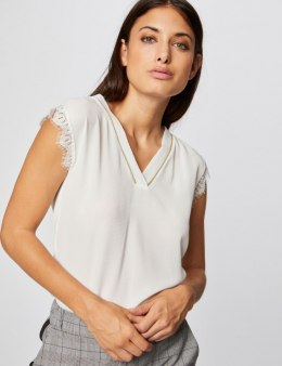 Morgan Blouse DOYL.W OFF WHITE