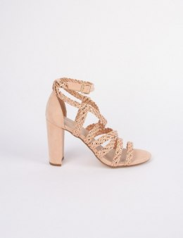 Morgan Sandals High Heels 1TRESS.N NUDE