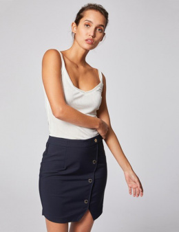 Morgan Skirt JPONA.N NAVY