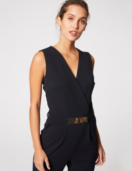 Morgan Jumpsuit PREW.N NAVY