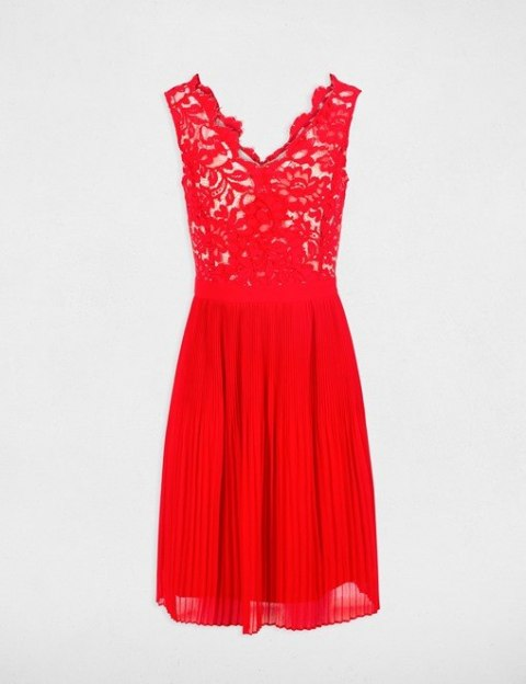 Morgan Dress RAKE.N COQUELICOT