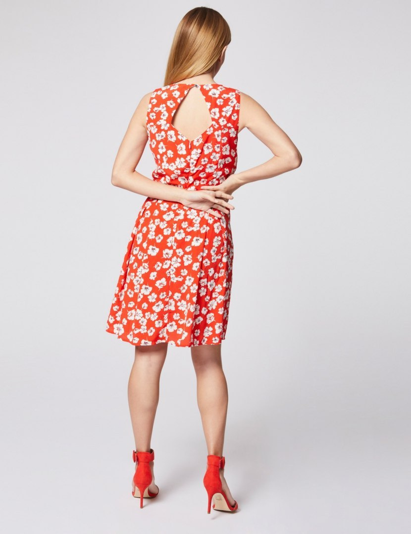 Morgan Dress RAKELA.F COQUELICOT