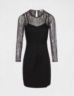 Morgan Dress RALICE.N NOIR