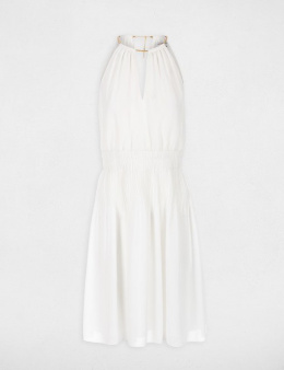 Morgan Dress ROMMY.P OFF WHITE