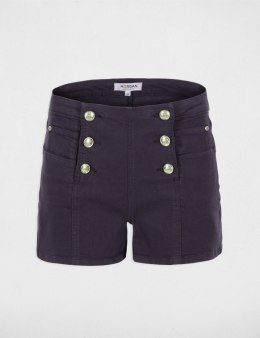 Morgan Shorts SHONTI.P NAVY