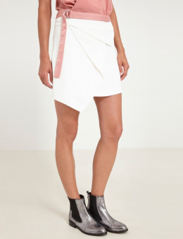 Morgan Skirt JUNO.F OFF WHITE