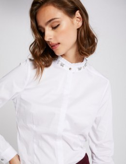 Morgan Blouse CHEMI.N BLANC
