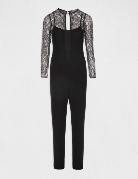 Morgan Jumpsuit PALICE NOIR