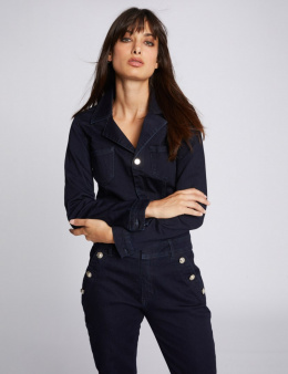 Morgan Jumpsuit PCHIC.P DARK BLUE