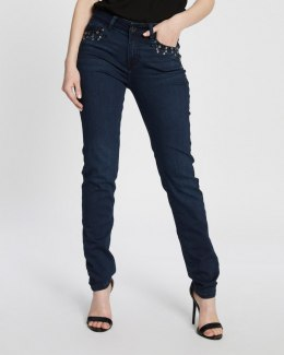 Morgan Pants PDARK.P DARK BLUE