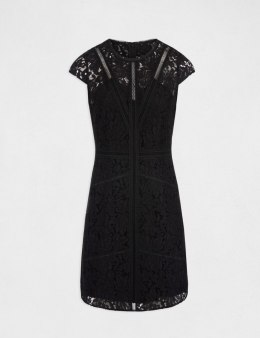 Morgan Dress RCHILL.N NOIR