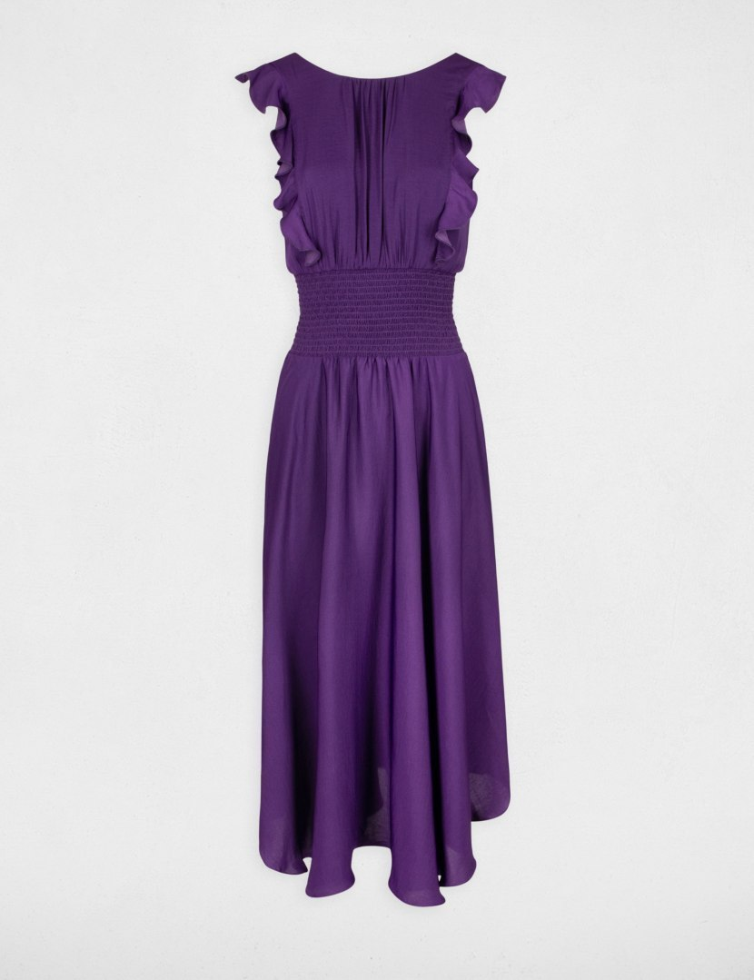 Morgan Dress RWENDY.N VIOLET