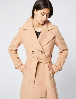 Morgan Coat GBELLA.N CAMEL