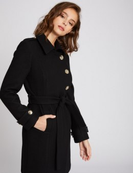 Morgan Coat GMILA.N NOIR