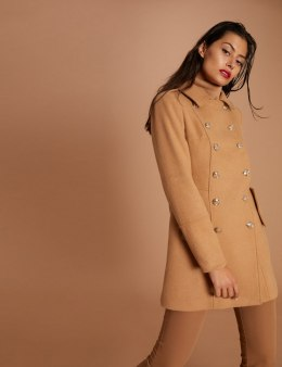 Morgan Coat GUSTIN.N CAMEL