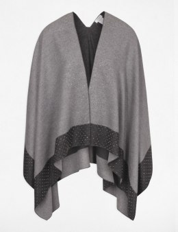 Morgan Poncho 5PONCH.W GRIS ANTHRACIT