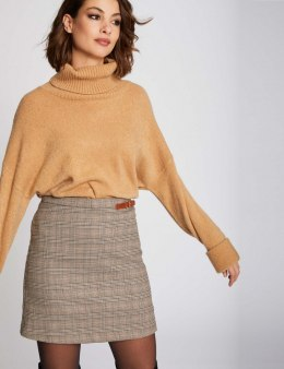 Morgan Skirt JALETI.F CAMEL