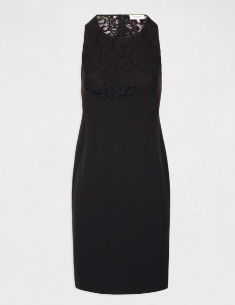 Morgan Dress RDAISY.P NOIR