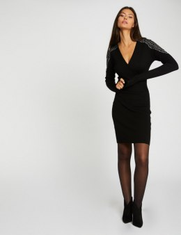 Morgan Dress RMAISI.N NOIR
